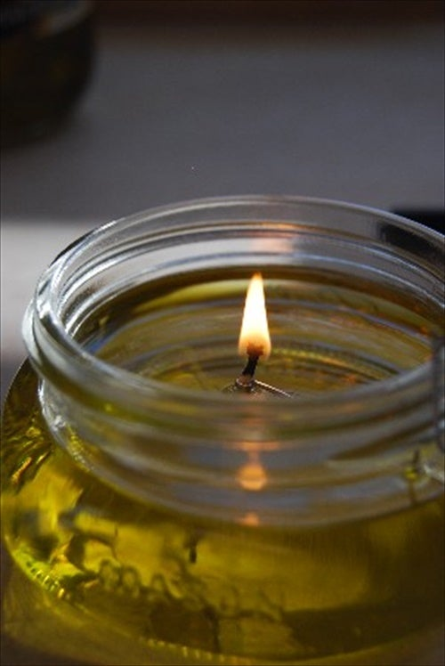 DIY-olive-oil-candle7