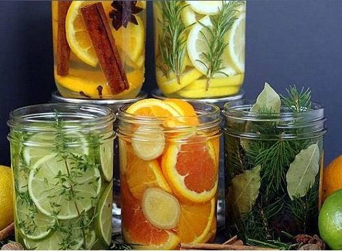Descubre los perfumes naturales más saludables