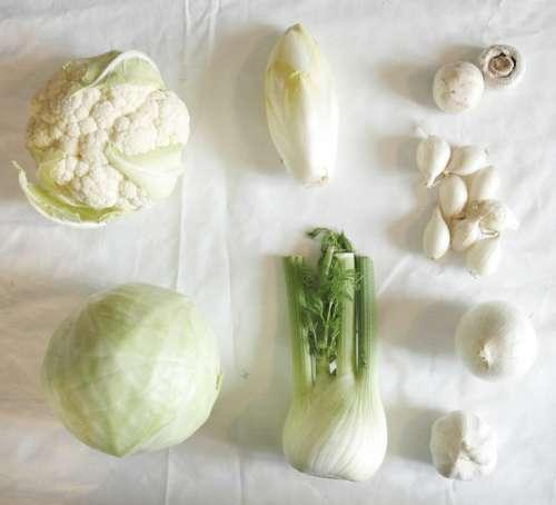 5 vegetales blancos con excelentes propiedades curativas