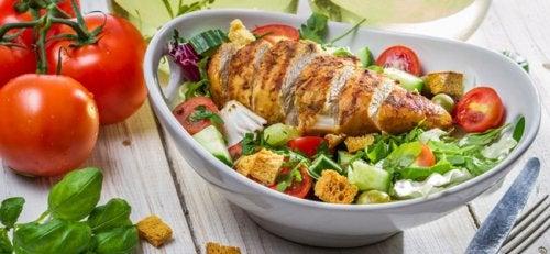 Algunas ideas saludables para almorzar