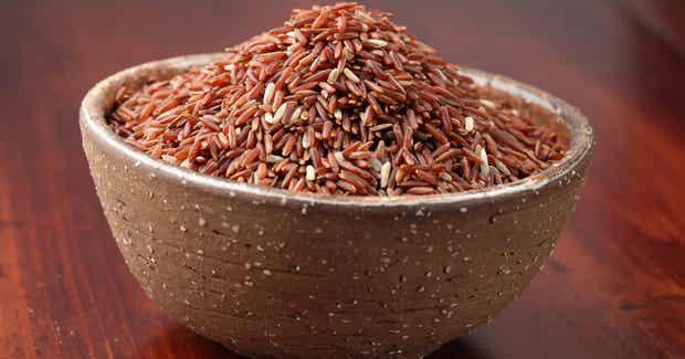 La dieta depurativa del arroz rojo