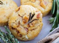 cupcakes de lasaña