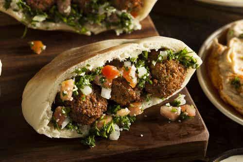 Falafel (receta árabe)