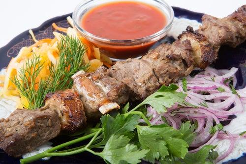 ¿Cómo hacer kebab casero?
