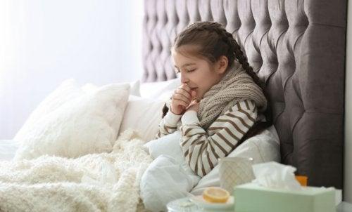 Como aliviar la tos en ninos