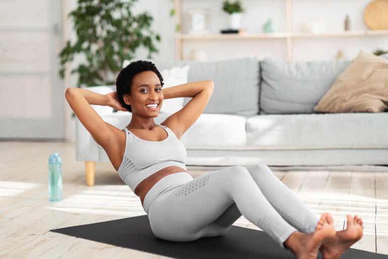 Tipos de abdominales y para qué sirven cada uno