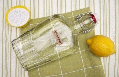El vinagre es excelente para devolverle a nuestras toallas su capacidad absorbente.