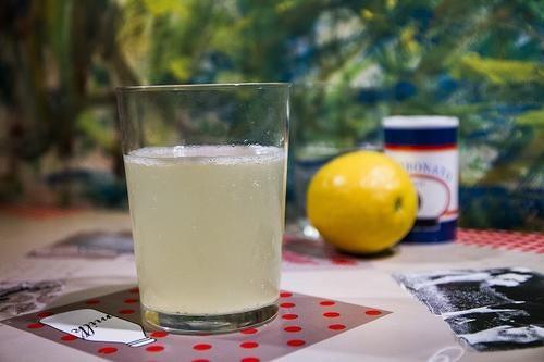 Bicarbonato-y-limon, eliminar toxinas