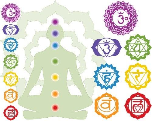 Cómo curar tus chakras
