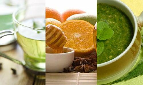 10 superalimentos para combatir las alergias