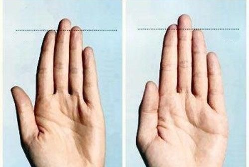 5 cosas que tus dedos reflejan sobre tu salud