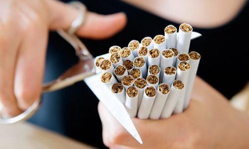 Recetas naturales para comenzar a dejar el hábito de fumar