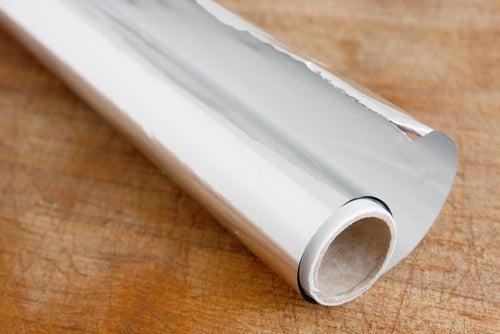 12 maneras de utilizar papel aluminio que no sabías