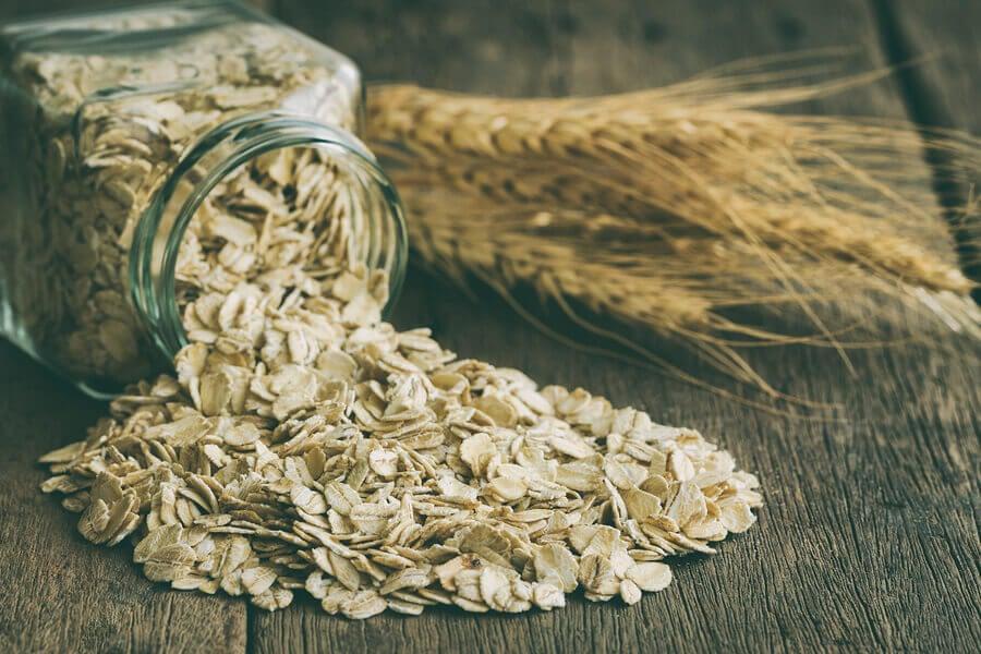 avena como fuente de fibra soluble
