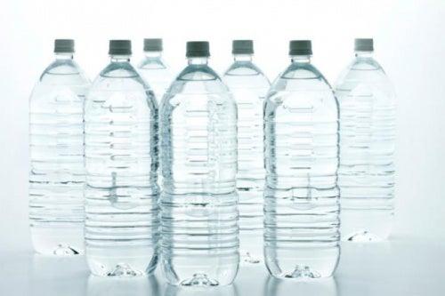 Las botellas de agua pueden ayudarte a regar tu jardín