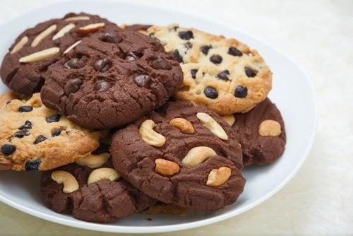 Aprende 3 recetas de cookies americanas que te sorprenderán