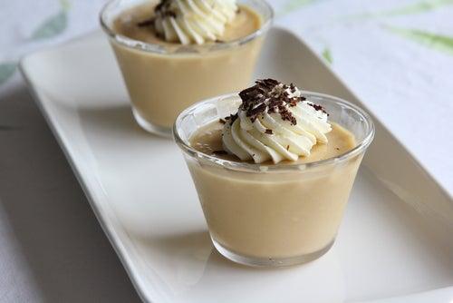 Crema pastelera de chocolate blanco