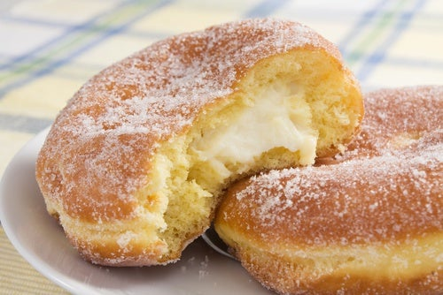 donuts rellenos