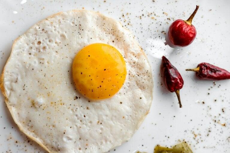 4 formas sanas de cocinar huevo