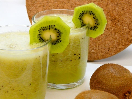 kiwi para combatir gripes
