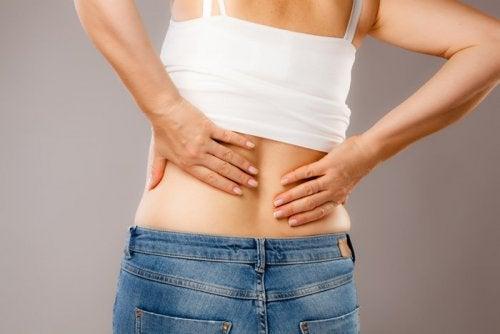 La espalda es una de las zonas que más recibe los beneficios del masaje