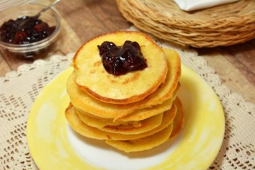 Recetas de tortitas de canela ¡dulce bocado!