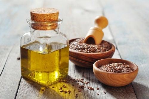 L'huile de sésame pour les douleurs lombaires.