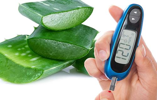 7 razones para utilizar aloe vera para tratar la diabetes