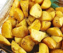 patatas fritas más saludables horneadas