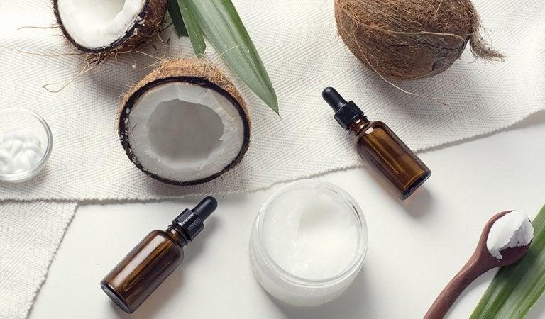 Aceite de coco, ¿la mejor crema hidratante para tu piel?