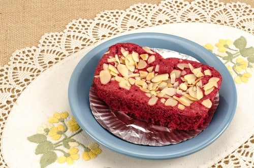brownie cheesecake de terciopelo rojo