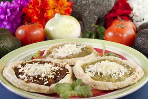 Cuencos comestibles de tortilla de trigo