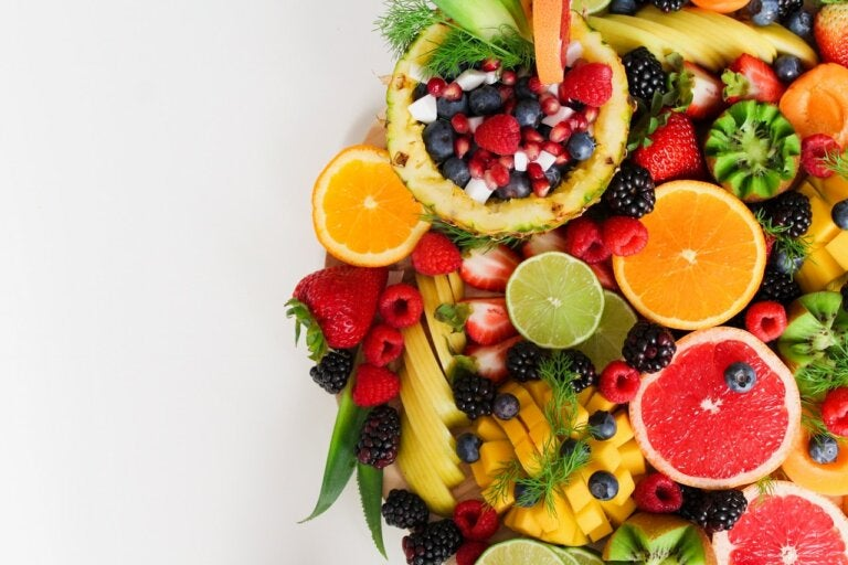 ¿Existen frutas quemagrasa?