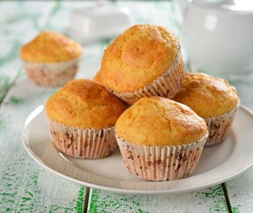 3 recetas de sanos y sabrosos muffins