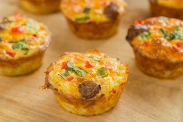 muffins tortilla