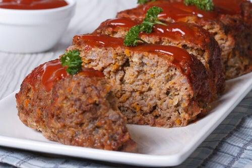 Receta de carne en rollo