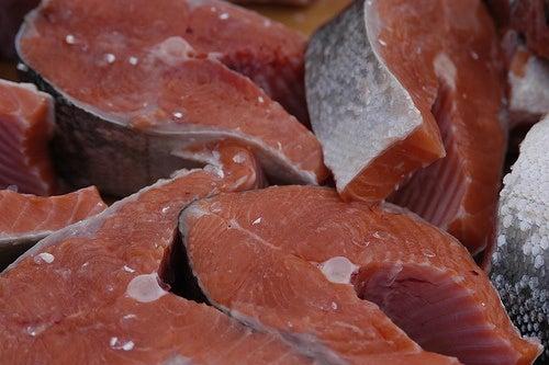 salmon Andrea Pokrzywinski
