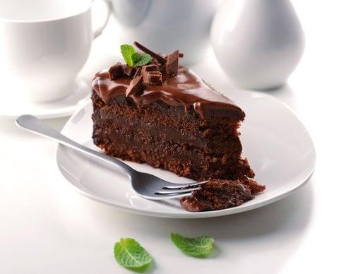 3 Recetas de tarta de chocolate y menta