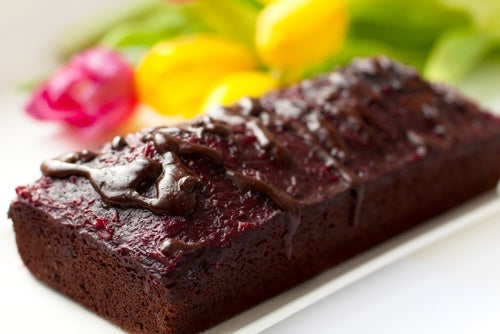 torta humeda nutella