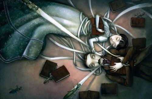 El amor como cárcel emocional