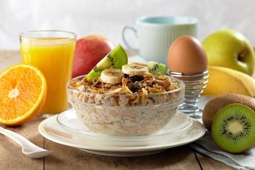 8 formas de tener un desayuno saludable y delicioso