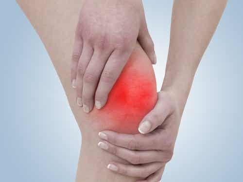 Desinflamar el cuerpo tus rodillas