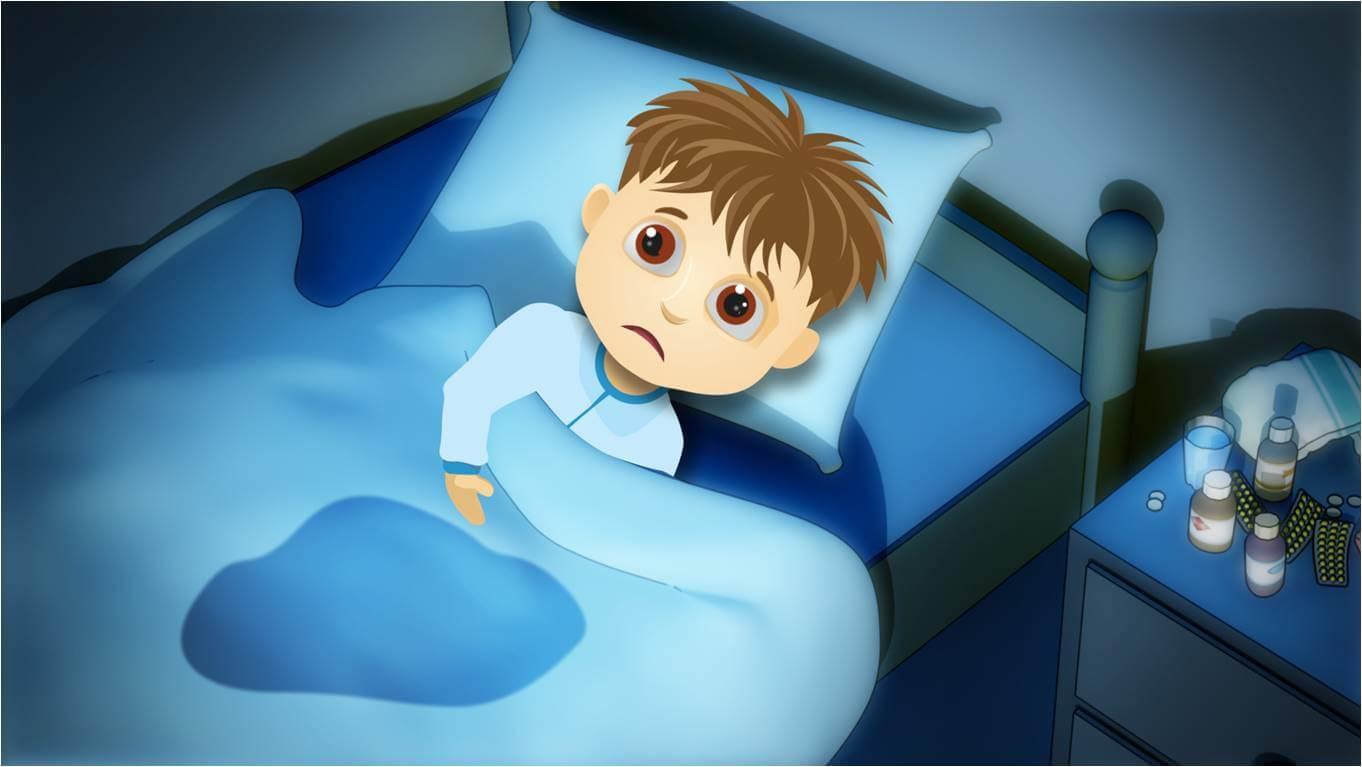 Niños que mojan la cama: ¿A qué se debe y cómo solucionarlo?