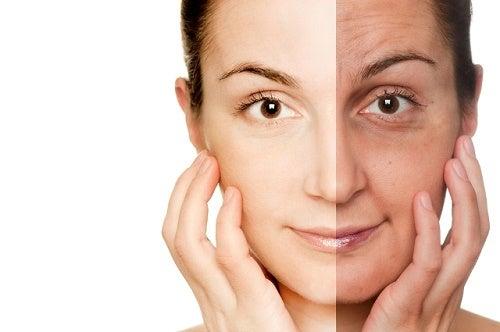 Resultado de imagen para envejecimiento prematuro