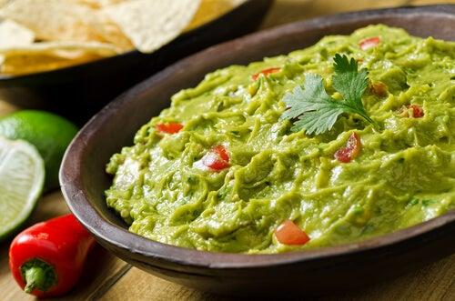 Deliciosa receta casera de guacamole