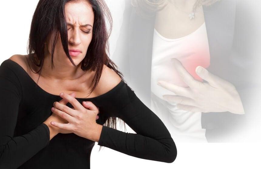 ¿Sabías que la mayoría de las mujeres desconoce los síntomas de un infarto?