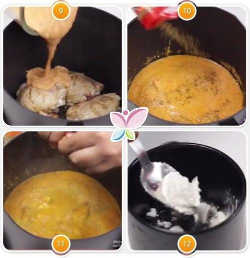 Pollo borracho - Paso 9 - 12