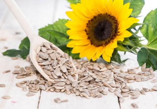 como consumir la semilla de girasol para adelgazar
