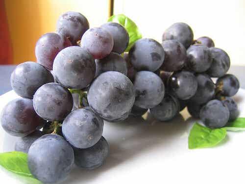 Las uvas, medicina natural para tus riñones