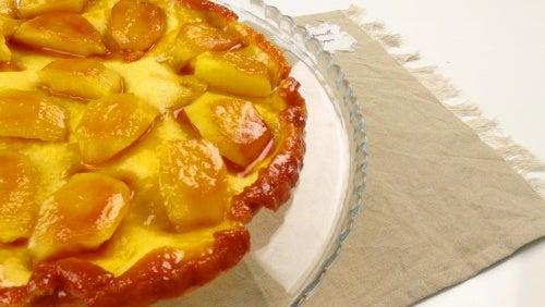Cómo preparar la receta de tarta tatin